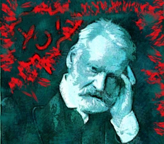Victor Hugo by JLB